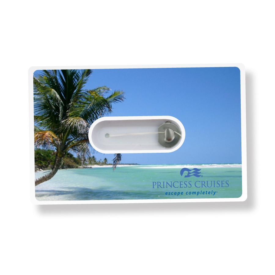 Soie dentaire miroir objet promotionnel promopop for Miroir dentaire